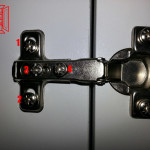 How to Adjust European Cabinet Door Hinges